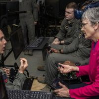 La Fuerza Aérea de los Estados Unidos comienza a entrenarse con Realidad Virtual