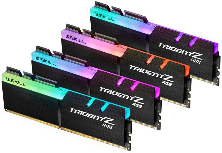 G.Skill Trident Z RGB 4800Mhz 740x510 0