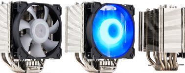 GELID Sirocco: Disipador CPU capaz de soportar un TDP de 200W