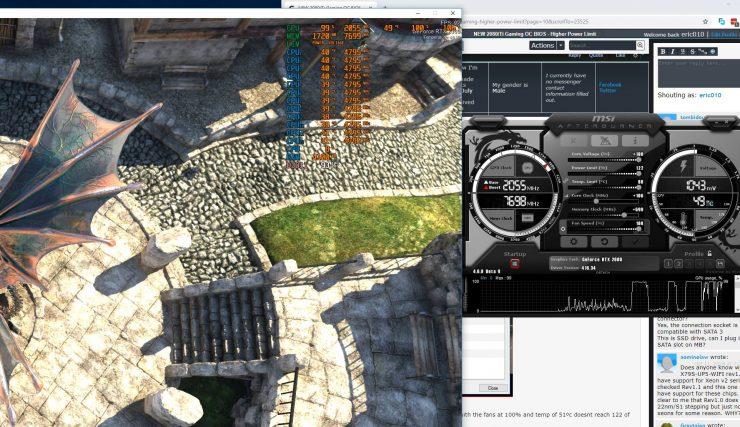 Gigabyte RTX 2080 Ti Gaming OC overclock nueva BIOS 740x427 1