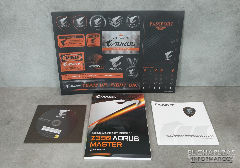 Review: Gigabyte Z390 Aorus Master
