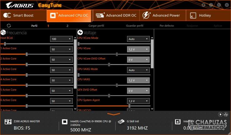 Gigabyte Z390 Aorus Master Software 03 740x434 50