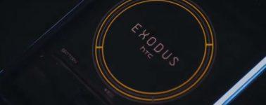 HTC Exodus, el smartphone basado en blockchain se deja ver en un teaser