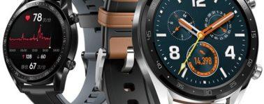 El Huawei Watch GT se deja ver en nuevas imágenes