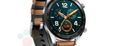 Huawei Watch GT filtrado, así de elegante será este smartwatch