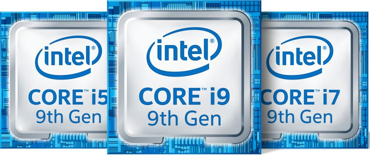 Intel Core Coffee Lake Refresh 740x310 0