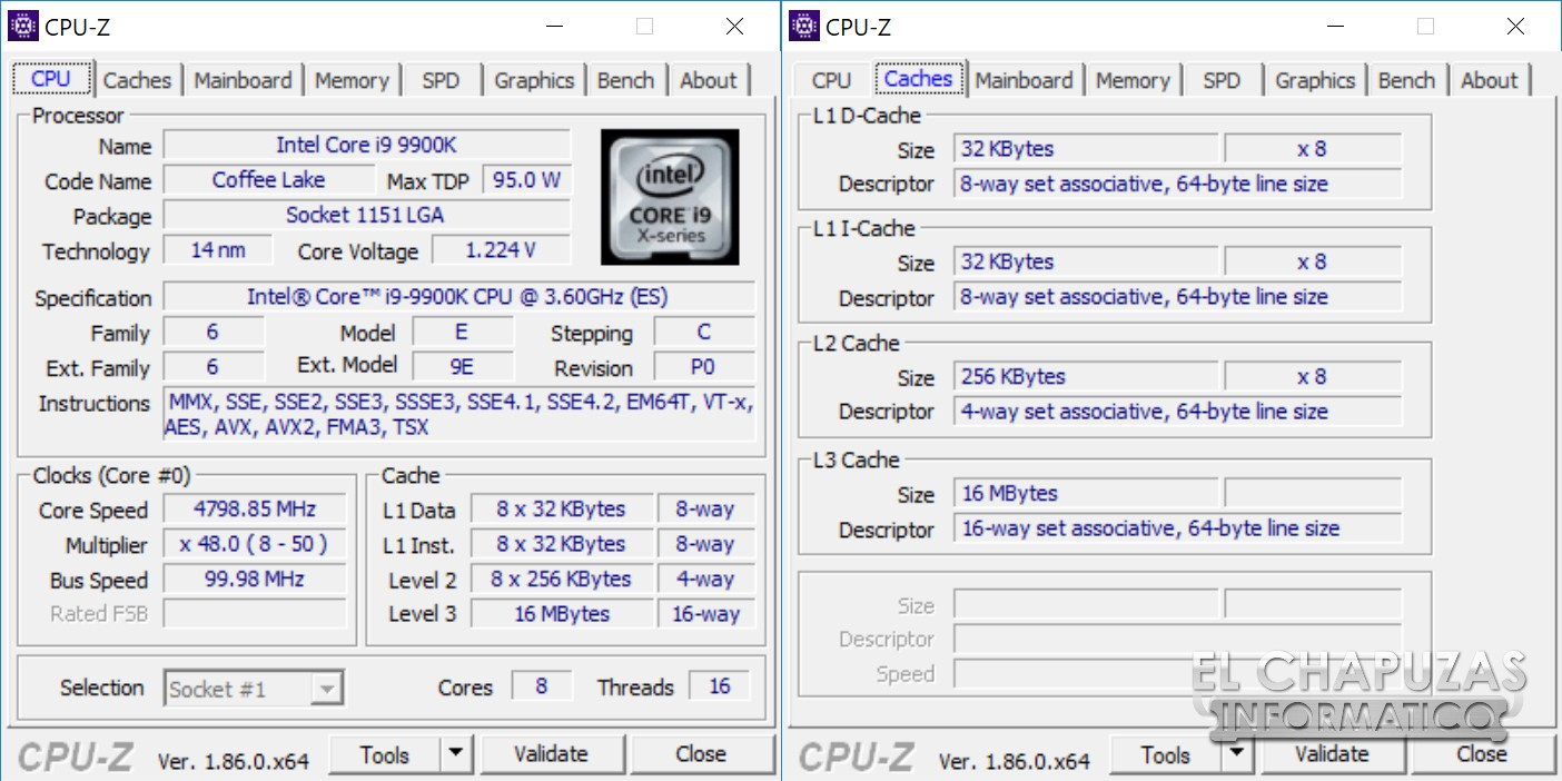Review: Intel Core i9-9900K