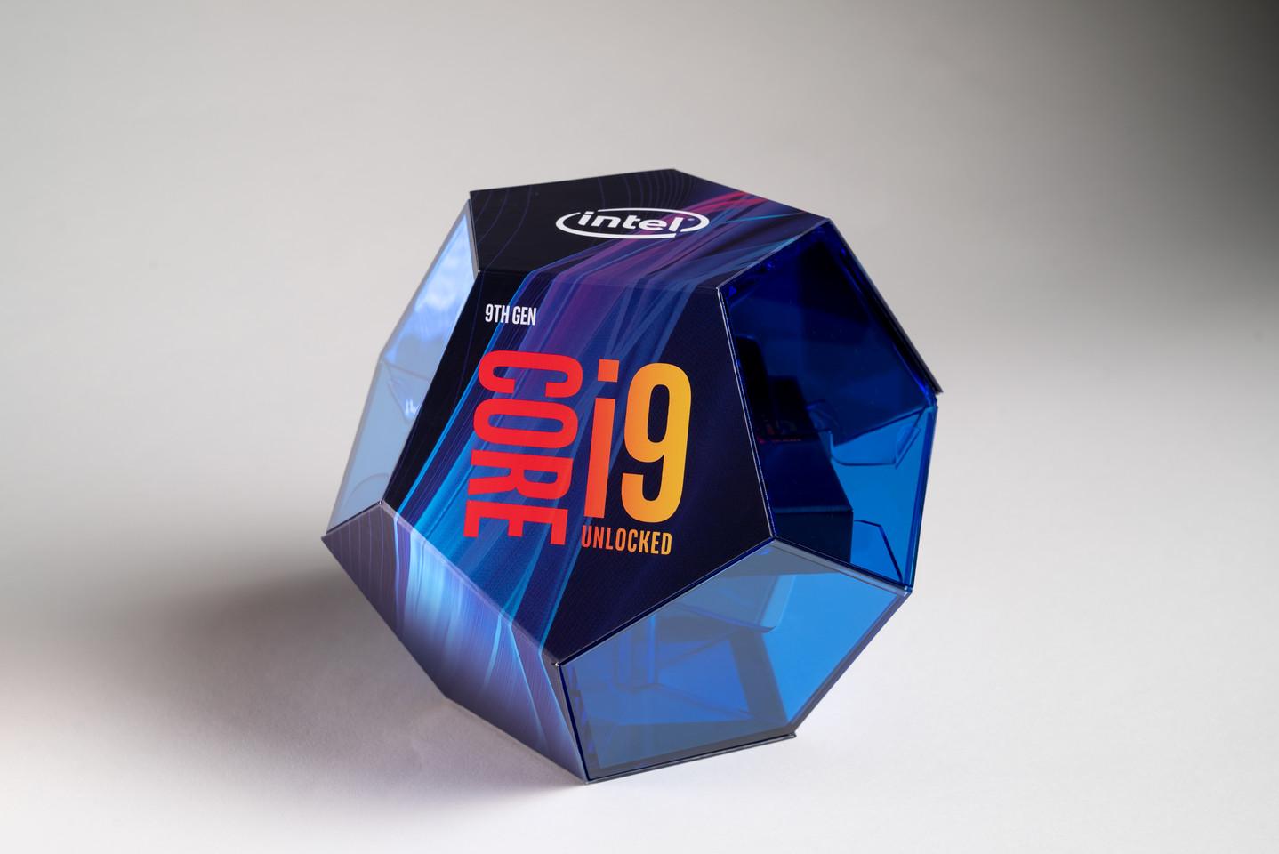 Intel anuncia su 9ª generación de procesadores
