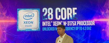 Intel Xeon W-3175X: 28 núcleos pero nada de STIM, pasta térmica para el IHS
