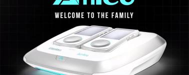 Intellivision anuncia su consola Amico, diseño futurista y juegos retro