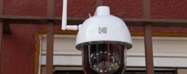 Review: Kodak EP101WG (Cámara de seguridad)