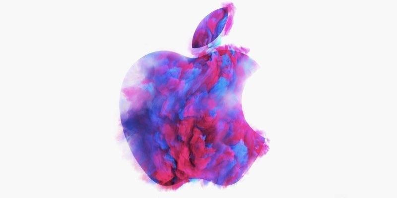 Logo Apple humo 0