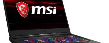 MSI GE75 Raider 8RE/8RF: Portátiles gaming de 17″ sin marcos