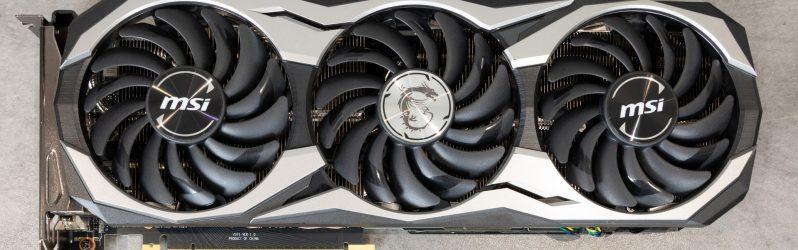 Review: MSI GeForce RTX 2080 Ti Duke