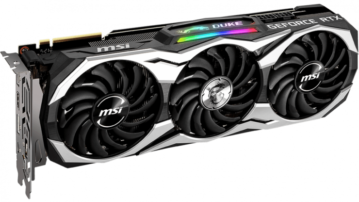 MSI GeForce RTX 2080 Ti Duke 740x416 1