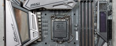 Review: MSI MEG Z390 Godlike
