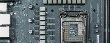 Las placas base con el chipset Intel 400 Series (LGA1200) se retrasan al Q2 2020