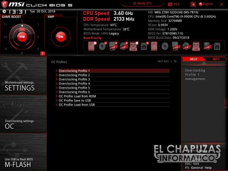MSI MEG Z390 Godlike BIOS 05 740x555 51