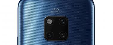 El Huawei Mate 20 Pro se filtra con todo lujo de detalles en UK, incluso su precio
