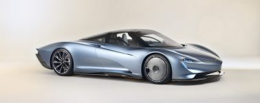 Así es el McLaren Speedtail, un superdeportivo híbrido que supera los 400 km/h