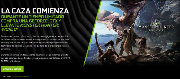 Monster Hunter World Nvidia 740x326 0