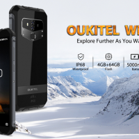 Oukitel WP1: Rugerizado de 5.5″ con SoC Helio P23, 5000 mAh y carga inalámbrica