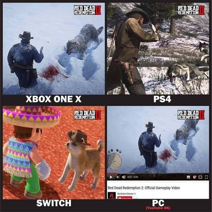 Red Dead Redemption 2 1 0