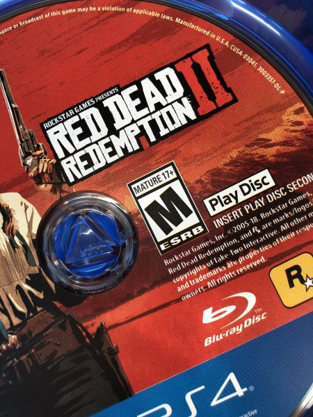 Red Dead Redemption 2 disco juego 450x600 1