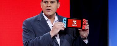 """Reggie Fils-Aimé sobre el éxito de la Switch: """"sin el fracaso de la Wii U no lo habríamos logrado"""""""