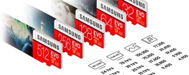 Samsung lanza su primera MicroSD de 512GB de capacidad, no es nada económica