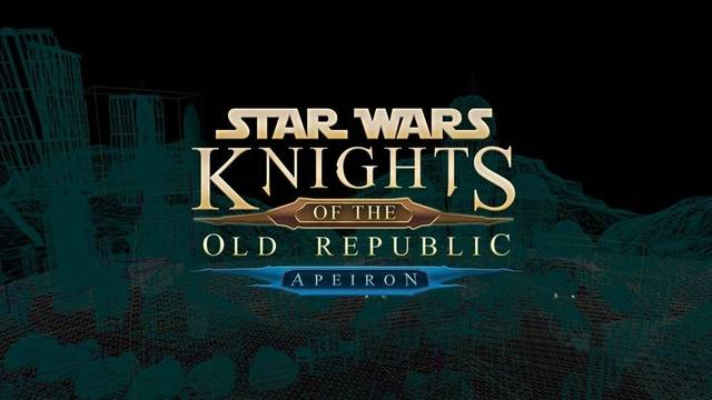 Star Wars Knights of the Old Republic 0