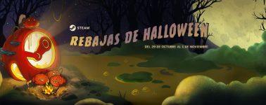 Steam estrena las Rebajas de Halloween 2018