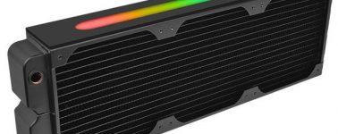 Thermaltake lanza sus radiadores de cobre Pacific C y CL Plus RGB