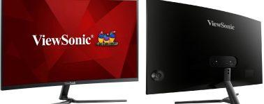 ViewSonic VX3258-2KC-MHD: Panel VA Quad HD de 31.5″ @ 144 Hz