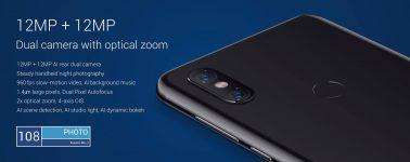El Xiaomi Mi 8 y el Mi Mix 2S recibirán las mejoras fotográficas del Mi Mix 3