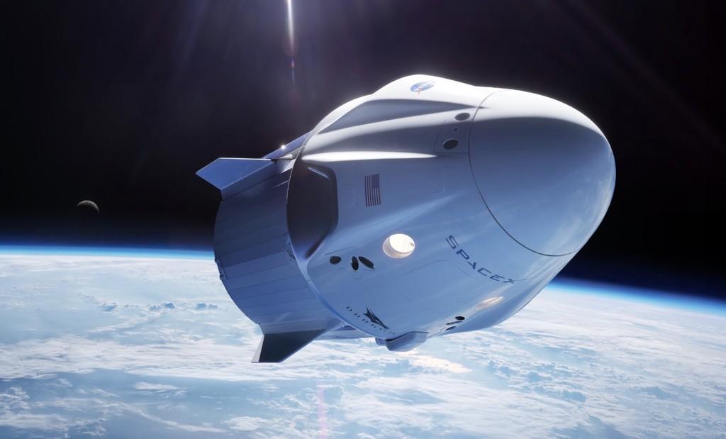 dragon spacex capsula 0