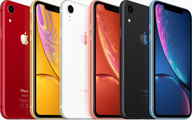 iPhone XR 0