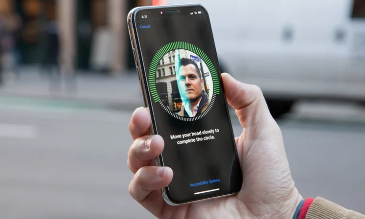 iPhone Xs Face ID 740x444 0