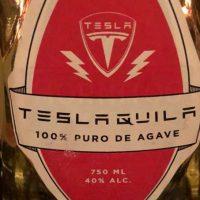 Tesla registra su propia marca de tequila: el 'Teslaquila'