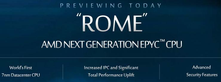 AMD EPYC Rome @ 7nm Zen2 2 740x274 0