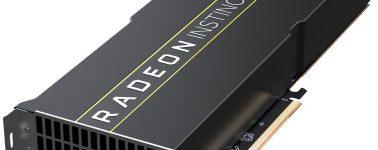 "AMD ""trucó"" los benchmarks de su Radeon Instinct MI60, ni se acerca a Nvidia"
