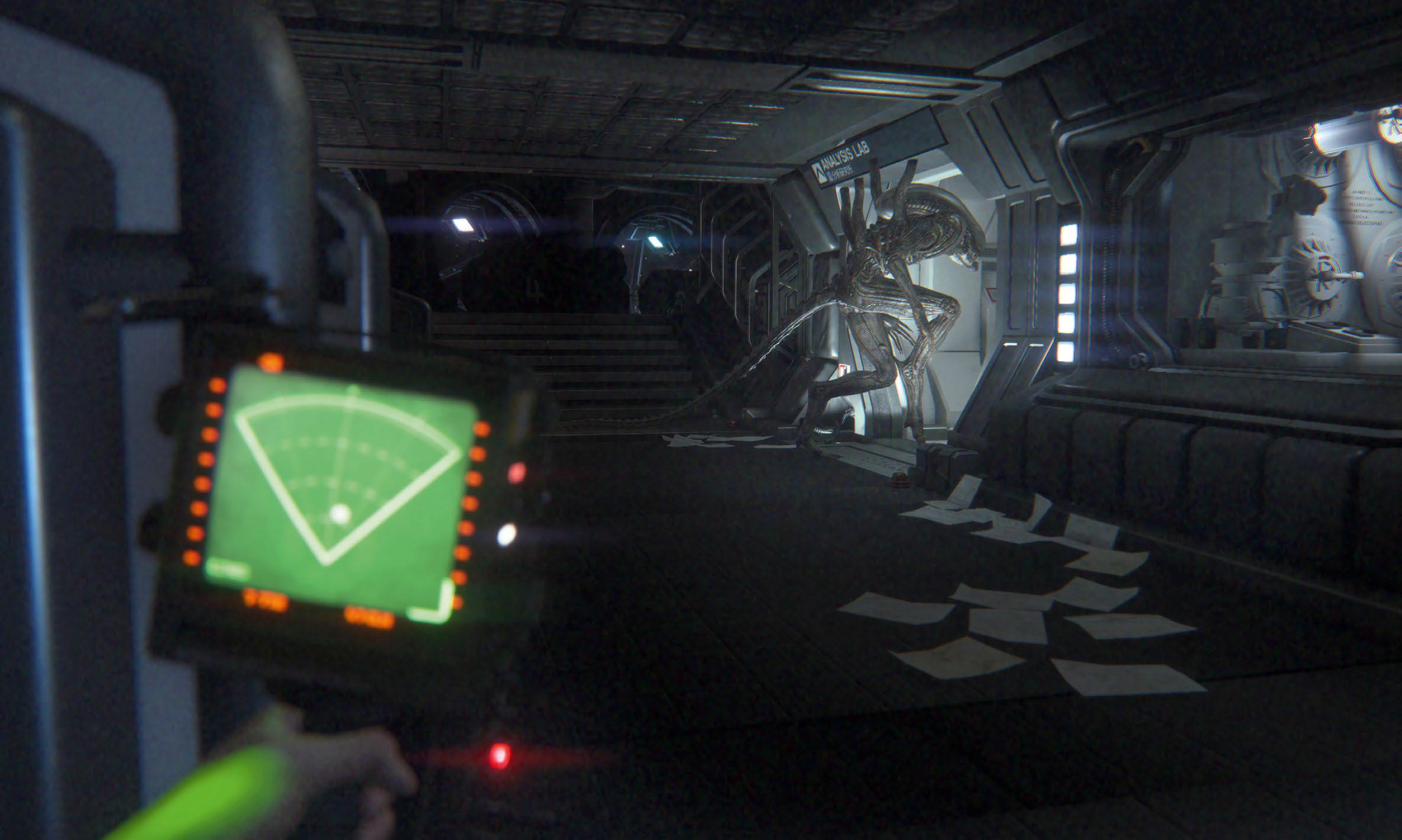 Alien Isolation VR ahora es perfecto al reconocer los movimientos ...
