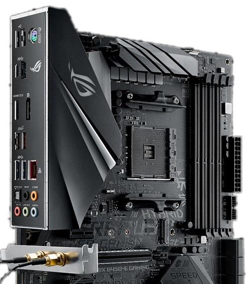 Asus ROG Strix B450 E Gaming 2 1