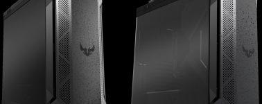 Asus TUF Gaming GT501: Semitorre con vidrio templado e iluminación RGB