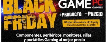 GAME también está de Black Friday para usuarios en PC; Lenovo Explorer por 149€