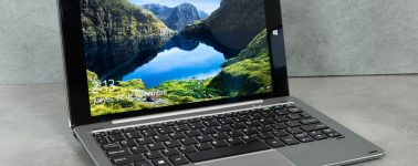 Review: Chuwi Hi10 Air, tablet convertible en netbook con Windows 10