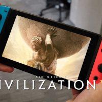 Civilization VI para Nintendo Switch no incluye un modo multijugador online
