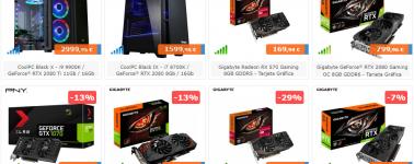 Seguimos de Black Friday con Coolmod, puro músculo para tu PC al mejor precio