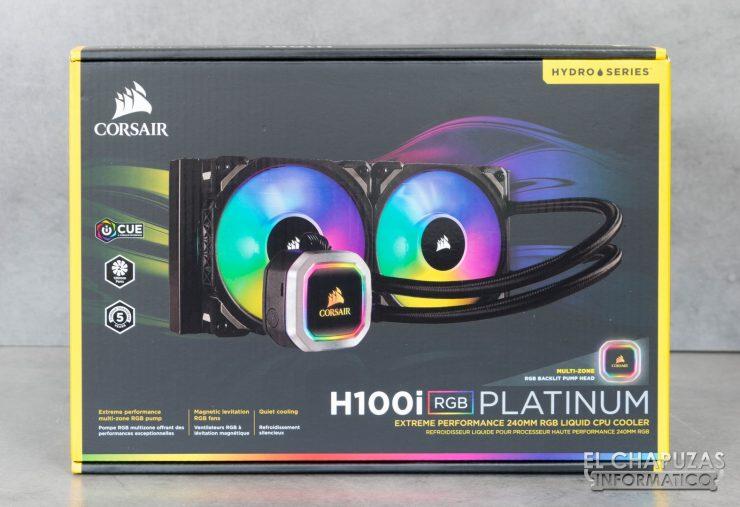 Corsair H110i RGB Platinum 01 740x507 2