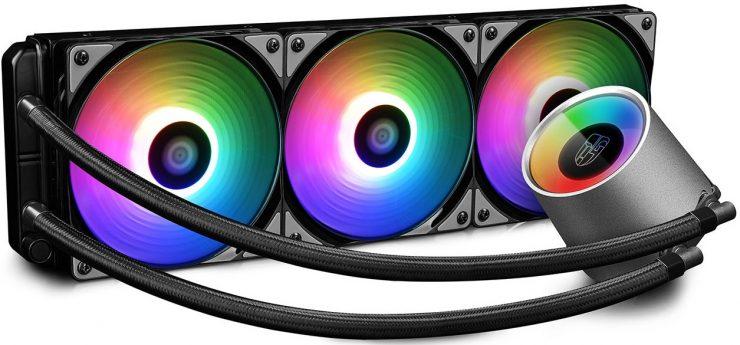 DeepCool GamerStorm Castle 360 RGB 1 740x345 0